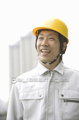 作業員 イメージID:gf1420065445モデルリリース/プロパティリリー... ストックフ