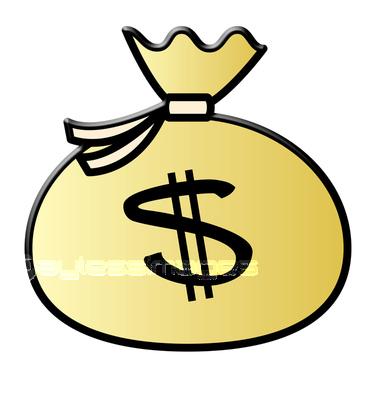 ドル袋 ドル袋の写真・イラスト素材 (xf0495004119) │ペイレスイメージズ 【期間限