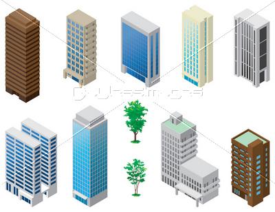建物 / ビル