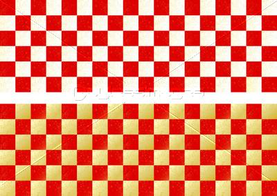 紅白チェック イメージID:xf3635078448モデルリリース/プロパティリリー... スト