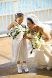 Bride+and+flowergirl.