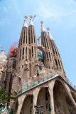 BARCELONA%2C+SPAIN+-+May+23%3A+La+Sagrada+Familia+-+the+impressive+cathedral+designed+by+Gaudi%2C+which+is+being+build+since+19+March+1882+and+is+not+finished+yet+May+23%2C+2011+in+Barcelona%2C+Spain.