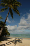 Panoramic+view+of+the+ocean+from+the+beach%2C+Moorea%2C+Tahiti%2C+French+Polynesia%2C+South+Pacific