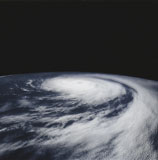 Satellite+view+of+a+storm%2C+Hurricane+Fefe%2C+August+3%2C+1991