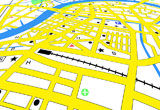 Editable+vector+streetmap+of+a+generic+city+with+no+names