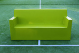 relax+sport+tennis+paddle+field+green+sofa