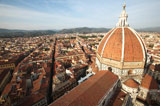 High+angle+view+of+a+cathedral%2C+Santa+Maria+del+Fiore%2C+Italy