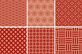 Japanese Traditional Pattern Set