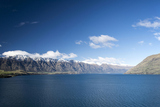 ワカティブ湖、Lake Wakatipu,South Island,New Zealand