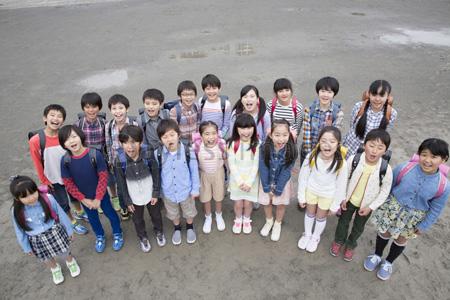 女子小学生集合画像 小学生バレーボールチーム 小日向エンジェルス - FC2