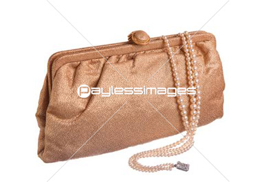 Evening Purse and Pearls