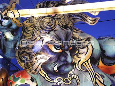 立川ねぶた祭りの写真イラスト素材 Gf0860495841 ペイレス