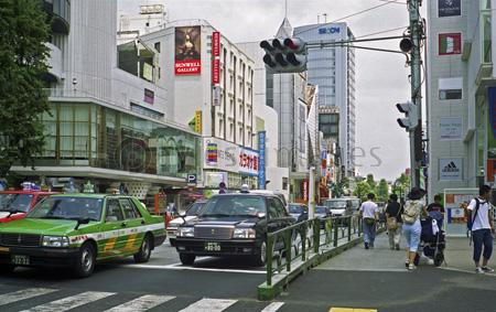 原宿2003年レトロ風景・明治神宮...