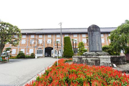 富岡製糸場 東置繭所の写真イラスト素材 Gf1420797034