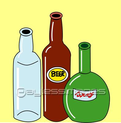 ガラス瓶の写真イラスト素材 Gf2200108031 ペイレスイメージズ
