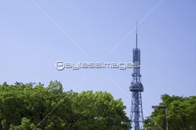 名古屋テレビ塔の写真イラスト素材 Gf1120257455 ペイレスイメージズ
