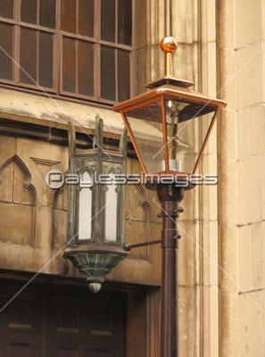 ガス灯の写真イラスト素材 Gf1120356220 ペイレスイメージズ