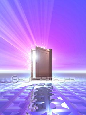 未来への扉の写真イラスト素材 Gf2110038860 ペイレスイメージズ