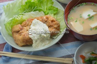 チキン南蛮宮崎の写真イラスト素材 Gf0230470839 ペイレスイメージズ