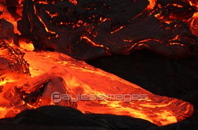 溶岩の写真イラスト素材 写真素材ストックフォトの定額制ペイレス