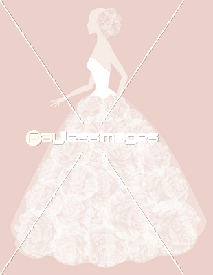ウエディングドレスの写真・イラスト素材 (xf3175070683