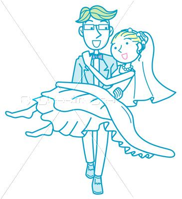 お姫様抱っこの写真・イラスト素材 (xf3025071744) │ペイレス
