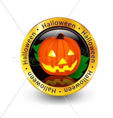 ハロウィン かぼちゃ おばけの写真イラスト素材 Xf3115108142