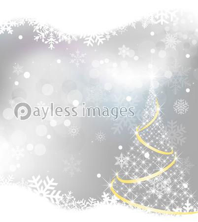 ホワイトクリスマスの背景の写真...