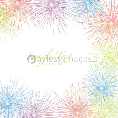 fireworks backgroundの写真 イラスト素材 xf2515161073 ペイレス