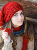 Girl+with+red+hat