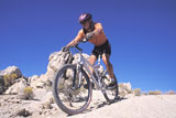 Man+Mountain+Biking