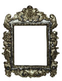 Photograph+of+ornate+gilt+picture+or+mirror+frame.